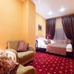 Мини-отель Jenavi Club Стандартный номер с разными типами кроватей фото 13