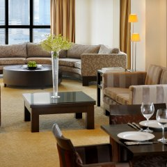 Отель lebua at State Tower 5* Представительский люкс с различными типами кроватей