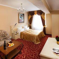 Гостиница Уют Ripsime 4* Люкс с различными типами кроватей фото 5