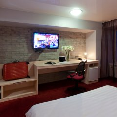 Marins Park Hotel Novosibirsk 4* Номер Бизнес с разными типами кроватей фото 18