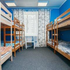 Хостел Достоевский Кровати в общем номере с двухъярусными кроватями фото 17