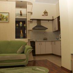 Гостиница КиевЦентр на Малой Житомирской 3/4 Апартаменты с разными типами кроватей фото 3