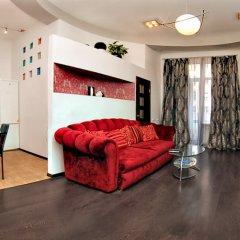 Апартаменты Luxury Kiev Apartments Бассейная Апартаменты с разными типами кроватей фото 17