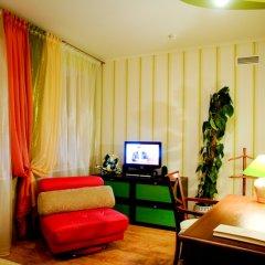 Гостиница Бон Ами 4* Номер Комфорт разные типы кроватей фото 5