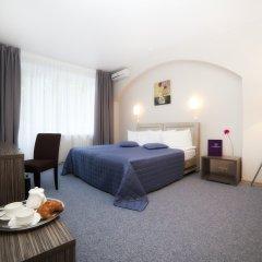 Парк Отель Воздвиженское Номер Делюкс с двуспальной кроватью