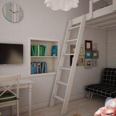 Хостел КойкаГо Номер Эконом с разными типами кроватей (общая ванная комната) фото 4