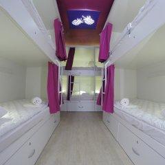 Гостиница HQ Hostelberry Кровать в общем номере с двухъярусной кроватью фото 8