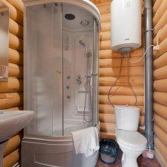 Эко-отель Озеро Дивное 3* Стандартный номер с различными типами кроватей фото 8