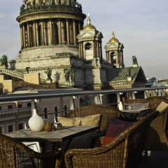 Гостиница Ренессанс Санкт-Петербург Балтик балкон