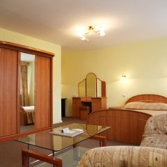 Гостиница Молодежная 3* Студия с разными типами кроватей фото 3