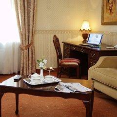 Отель Будапешт 4* Полулюкс улучшенный фото 12