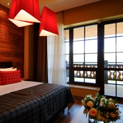 Поляна 1389 Отель и СПА комната для гостей