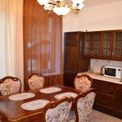 Гостиница Горный Хрусталь Апартаменты с различными типами кроватей фото 41