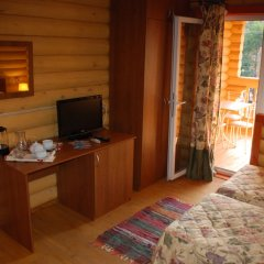 Эко-отель Озеро Дивное 3* Стандартный номер с различными типами кроватей фото 5