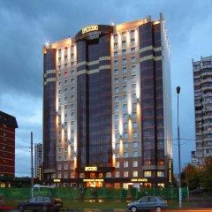 Гостиничный Комплекс Орехово вид на фасад фото 2