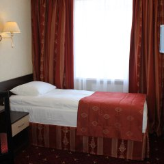 Гостиница AMAKS Центральная Номер Бизнес разные типы кроватей фото 4