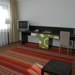 Парк Сити Отель 4* Стандартный номер с двуспальной кроватью фото 3
