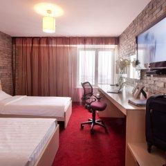 Marins Park Hotel Novosibirsk 4* Номер Бизнес с разными типами кроватей фото 15
