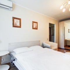 Апартаменты LikeHome Апартаменты Тверская Студия Делюкс разные типы кроватей фото 20