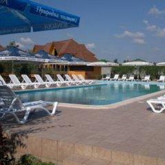 Мини-отель Панская Хата бассейн фото 2