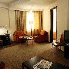 Отель Citadines City Centre Tbilisi 4* Апартаменты разные типы кроватей фото 6