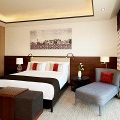 Отель Fairmont Baku at the Flame Towers 5* Улучшенный люкс с различными типами кроватей