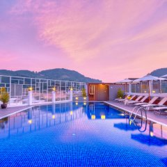 The ASHLEE Heights Patong Hotel & Suites бассейн фото 2