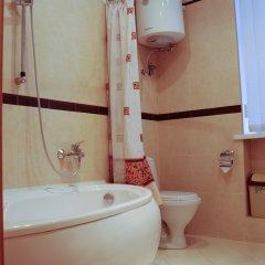 Гостиница КиевЦентр на Малой Житомирской 3/4 Апартаменты с разными типами кроватей фото 17