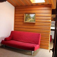 Гостевой Дом Рай - Ski Домик Полулюкс с различными типами кроватей фото 5