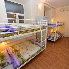 Хостел Абрикос Кровать в женском общем номере с двухъярусными кроватями фото 10