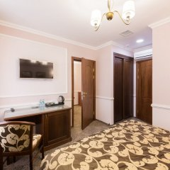 Гостиница Старый Город на Кузнецком 3* Номер Бизнес двуспальная кровать фото 5