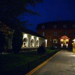 Гостиница Резиденция Троя вид на фасад фото 5