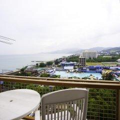 Coral Adlerkurort Hotel 3* Стандартный номер с различными типами кроватей фото 10
