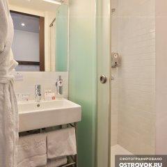 Гостиница AZIMUT Moscow Tulskaya (АЗИМУТ Москва Тульская) 3* Улучшенный номер с разными типами кроватей фото 16