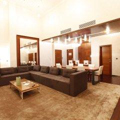 Гостиница DoubleTree by Hilton Novosibirsk комната для гостей фото 5