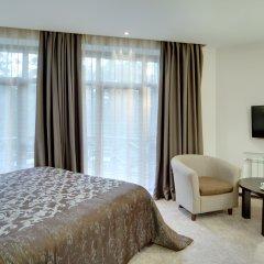Гостиница Лесная Рапсодия Полулюкс с различными типами кроватей фото 5