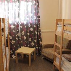 Гостиница Вернисаж Номер Эконом с разными типами кроватей фото 10