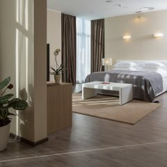 Делюкс-отель Русские Сезоны комната для гостей
