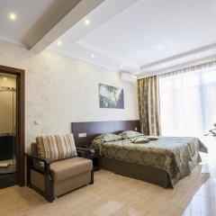 Бутик-отель Ахиллеон Парк 4* Полулюкс разные типы кроватей фото 2