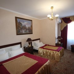 Гостиница Гранд Уют 4* 1-я категория Номер Стандарт 2 отдельными кровати фото 5
