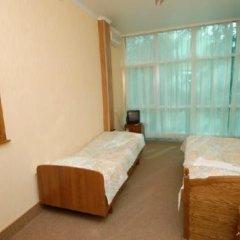 Гостиница Солнечная Стандартный номер с разными типами кроватей фото 24