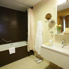 Поляна 1389 Отель и СПА ванная