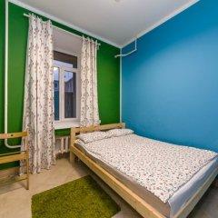 Хостел Макарена Стандартный номер с двуспальной кроватью (общая ванная комната) фото 4