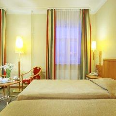 Гостиница Октябрьская 4* Стандартный номер с различными типами кроватей фото 5