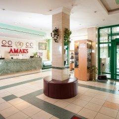 Амакс Сафар отель интерьер отеля