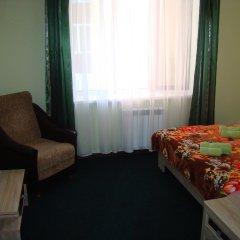 Мини-Отель Хотси-Тотси Стандартный номер с двуспальной кроватью фото 3
