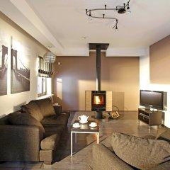 Гостиница Лесная Рапсодия Улучшенные апартаменты с различными типами кроватей фото 20