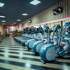 Гостиница Novahoff спа курорт фитнесс-зал