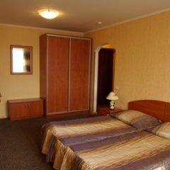 Гостиница Дейма 2* Улучшенный номер с разными типами кроватей фото 5