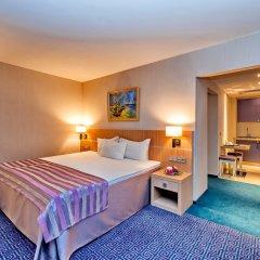 Гостиница Korston Tower 4* Апартаменты разные типы кроватей